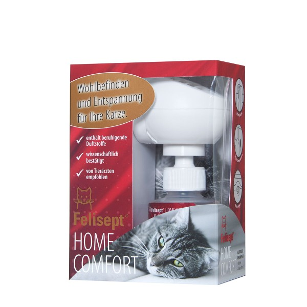 Felisept Home Comfort Set Verdampfer plus Flakon