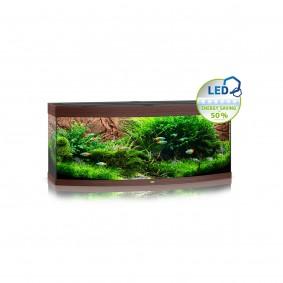 Juwel Komplett-Aquarium Vision 450 LED ohne Unterschrank dunkles holz