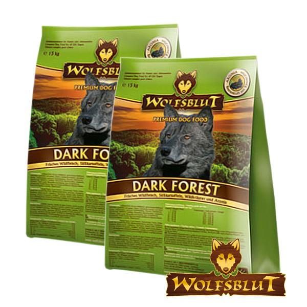 wolfsblut dark forest wild s kartoffel kaufen bei zooroyal. Black Bedroom Furniture Sets. Home Design Ideas