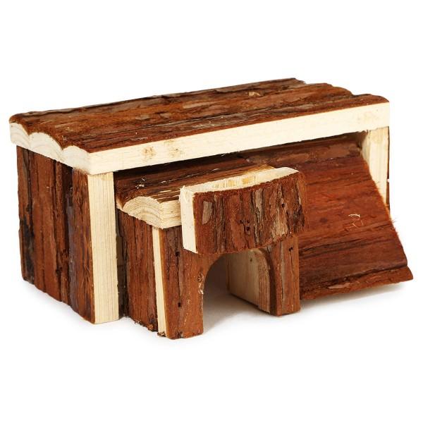Trixie Holz Kleintierhaus Luka Günstig Kaufen Bei Zooroyal