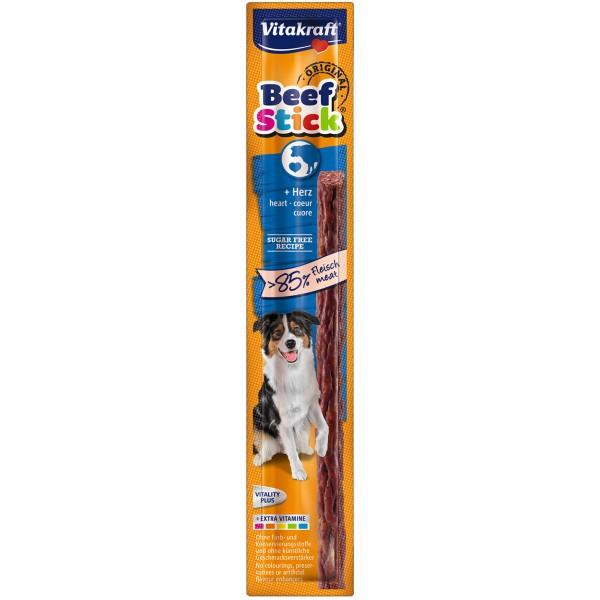 Vitakraft Hundesnack Beef Stick Herz 1 Stück