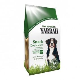 Yarrah Hundesnack Bio Multi Kekse 250g
