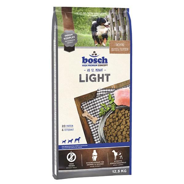 Bosch Hundefutter Light - 12,5kg