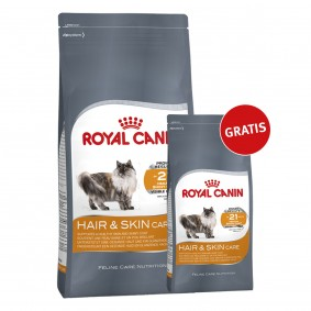 Royal Canin Hair & Skin Care 10kg+2kg gratis