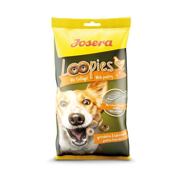 Josera Loopies mit Geflügel 11x150g