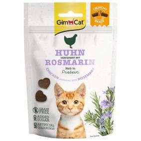 GimCat Crunchy Snacks Hühnchen mit Rosmarin