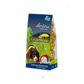 JR Dog Hundesnack Grainless Valentinis Magen 200g