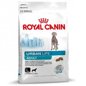 Royal Canin Hundefutter Urban Life Adult Large Dog