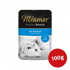 Miamor Katzenfutter Ragout Royal in Jelly Thunfisch