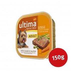 Ultima Dog Nassfutter Adult Huhn und Gemüse