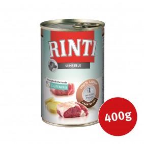 Rinti Hunde-Nassfutter Sensible Lamm und Kartoffel 400g