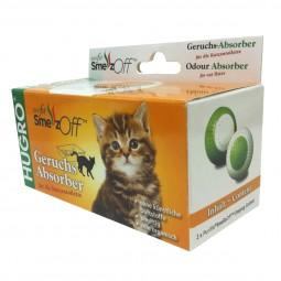 Hugro SmellzOff Geruchsabsorber für Katzentoiletten