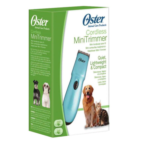 Oster kabelloser Mini Trimmer