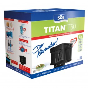 Söll Filterset TITAN® T50 mit HERZ®-Technologie