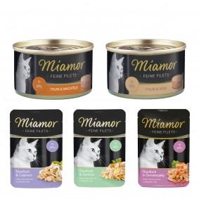 Miamor Feine Filets 120x100g Mixpaket