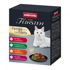Animonda Vom Feinsten Adult Feine Vielfalt mit Filets