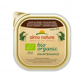 Almo Nature Bio Organic mit Kalb und Gemüse