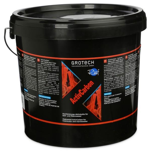 GroTech Filtermaterial AktivCarbon