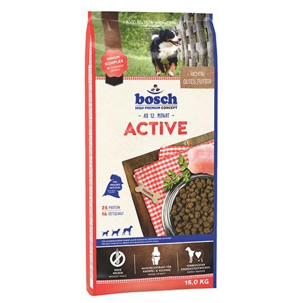 Bosch Hundefutter Active