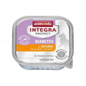 Animonda Katzenfutter Integra Protect Diabetes mit Geflügel