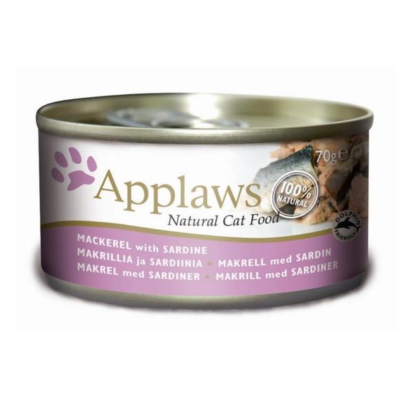 Applaws Cat Makrele & Sardinen