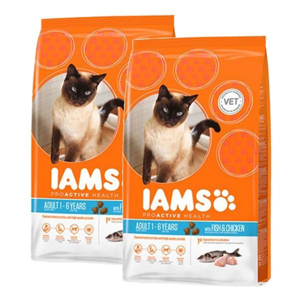 IAMS Katze Adult Ocean Fisch 2x10kg