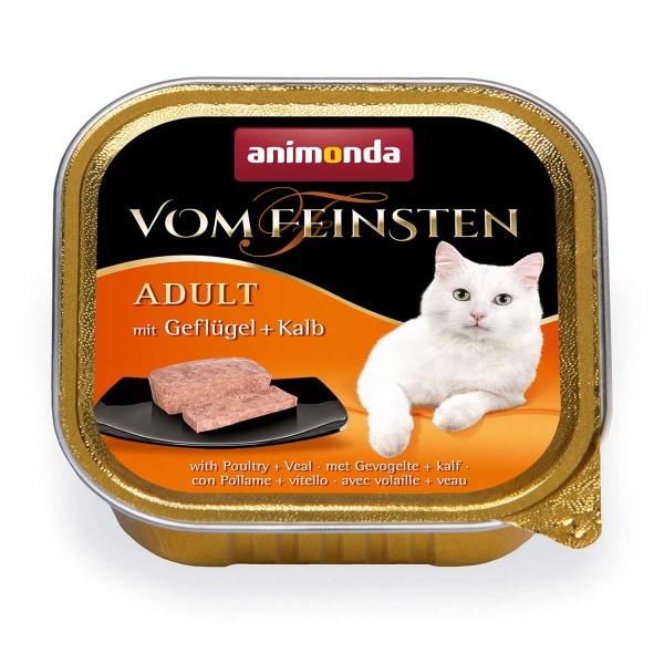 Animonda Vom Feinsten Adult Geflügel und Kalb
