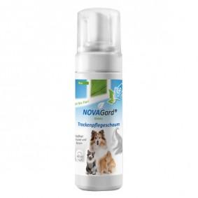 NovaGard Green Trockenpflegeschaum für Hunde und Katzen 100 ml