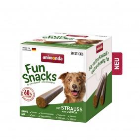 Animonda Fun Snacks mit Strauß