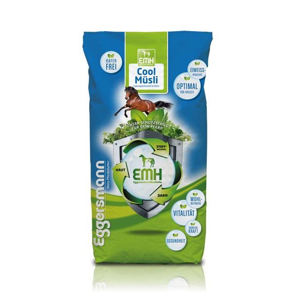 Eggersmann Pferdefutter EMH Cool Müsli 20kg