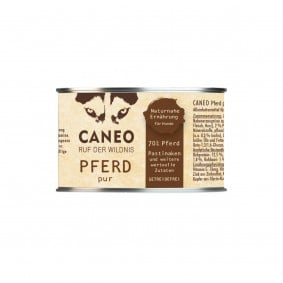 Caneo Pferd pur 200g