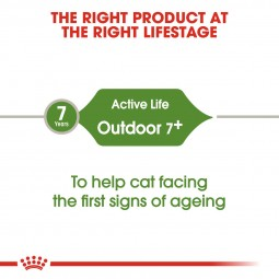 Royal Canin Outdoor Mature +7