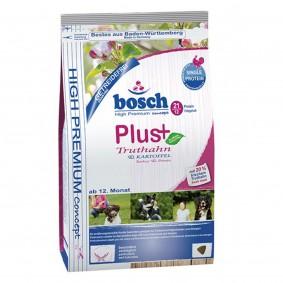 Bosch PLUS Hunde-Trockenfutter Truthahn & Kartoffel