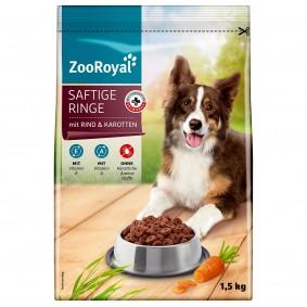 ZooRoyal šťavnaté kroužky 1,5 kg