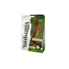 Whimzees Snack Toothbrush/Zahnbürste 360g