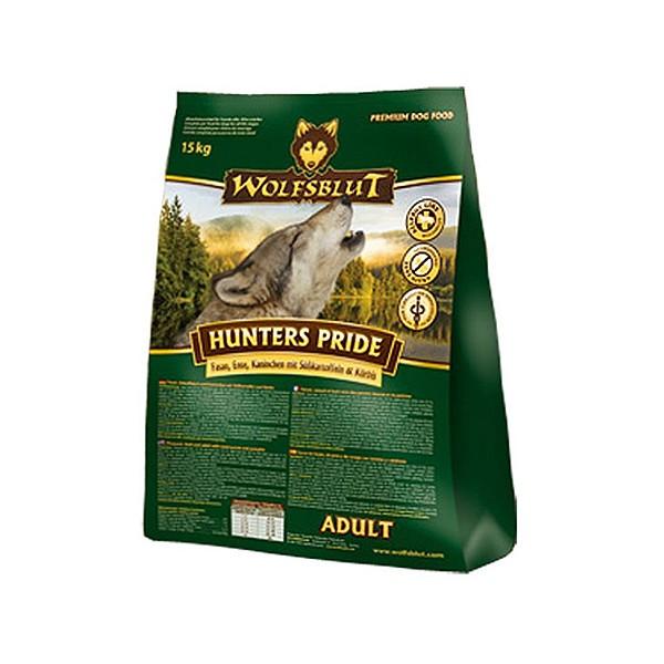 Wolfsblut Hunters Pride mit Fasan und Ente