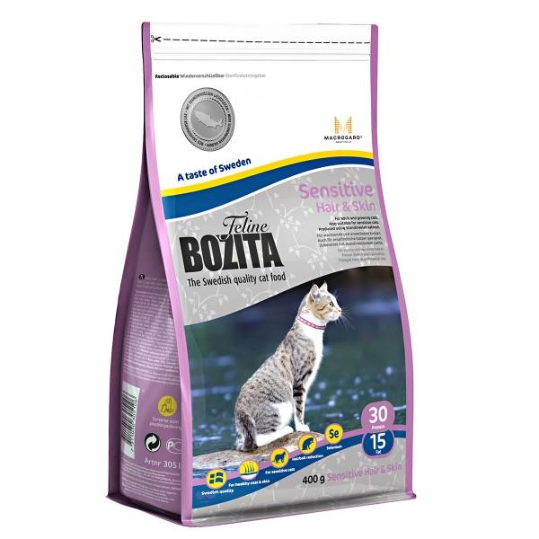 Bozita Feline Hair & Skin-Sensitive