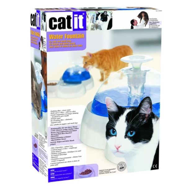 Catit Water Fountain Trinkbrunnen für Katzen