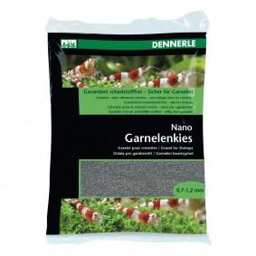 Dennerle Nano Garnelenkies Arkansas grau 2 kg