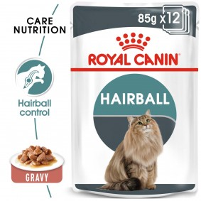 ROYAL CANIN Hairball Care proti tvorbě bezoárů