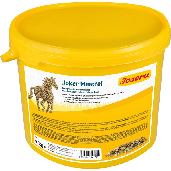 Josera Joker Mineral 4kg