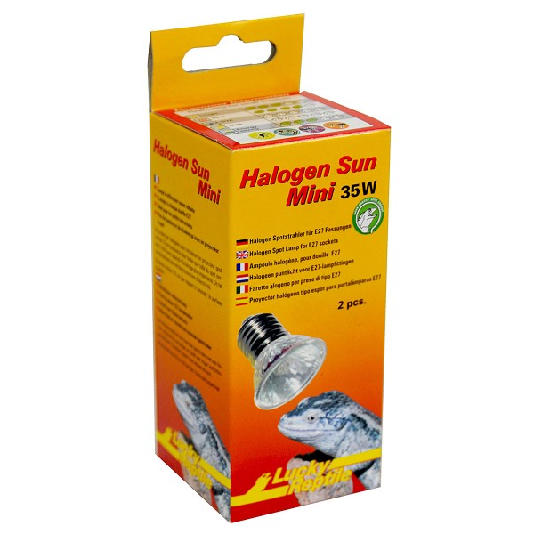 Lucky Reptile Halogen Sun Mini 350