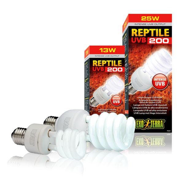 Exo Terra Reptile UVB 200
