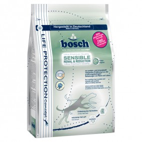 Bosch Sensibel Renal & Reduction Hundefutter