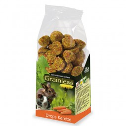 JR Farm Grainless Drops Karotte 140g
