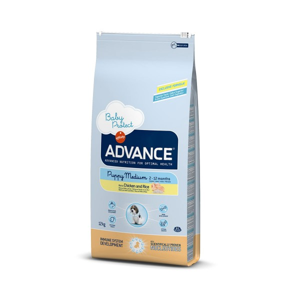 Advance Hundefutter Puppy Protect Medium