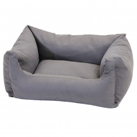 Dog Bed Solutions Sofa Lana grau