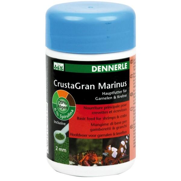 Dennerle Nano Marinus CrustaGran Granulés pour crevettes et crabes 100 ml