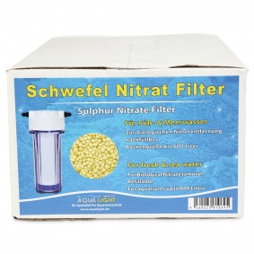 Aqualight Schwefel-Nitratfilter
