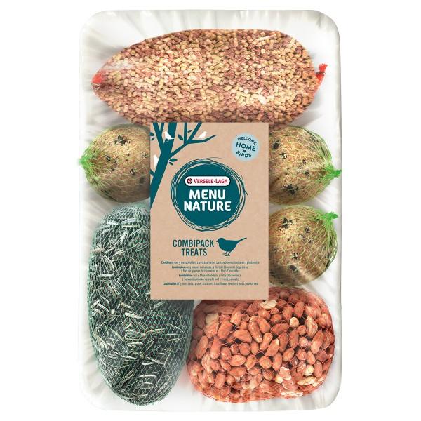 Versele Laga Menu Nature Combipack Treats 1kg
